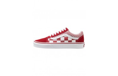 Vans Old Skool - Zapatillas chili pepper/true white
