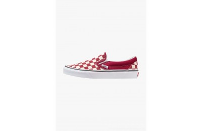 Vans Classic Slip-On  - Mocasines rumba red/true white