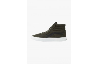 Vans SK8 - Zapatillas altas forest night/true white