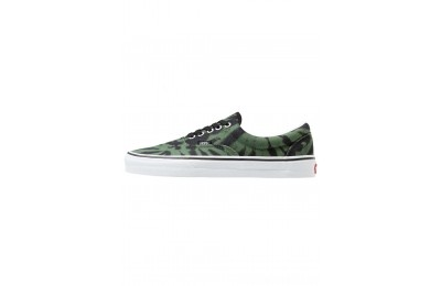 Vans UA ERA TIE DYE - Zapatillas skate garden green/true white
