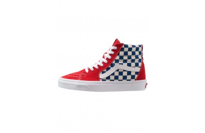 Vans UA SK8-HI  - Zapatillas altas true blue/red