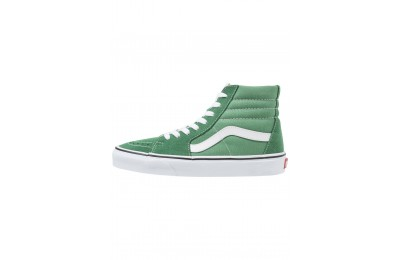 Vans UA SK8-HI  - Zapatillas altas deep grass green/true white