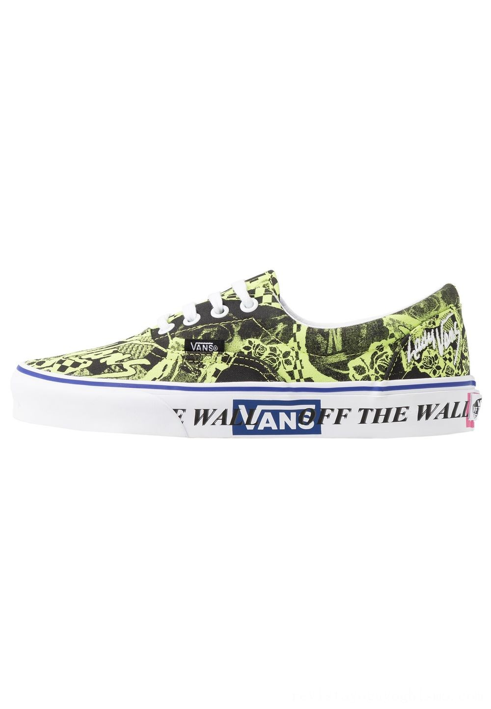 Vans Era - Zapatillas sharp green/true white