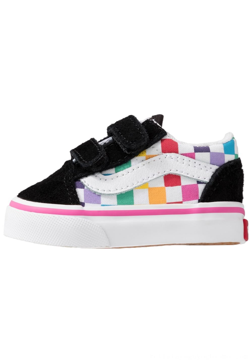 Vans Old Skool - Zapatillas rainbow/true white