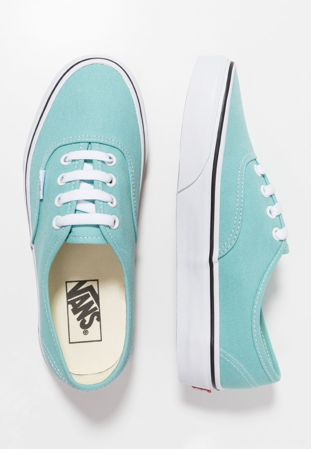Vans Authentic  - Zapatillas aqua haze/true white