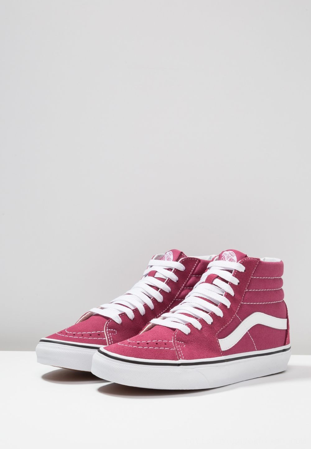 Vans UA SK8-HI  - Zapatillas altas dry rose/true white
