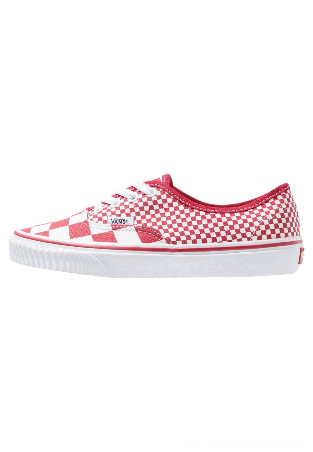 Vans Authentic  - Zapatillas chili pepper/true white
