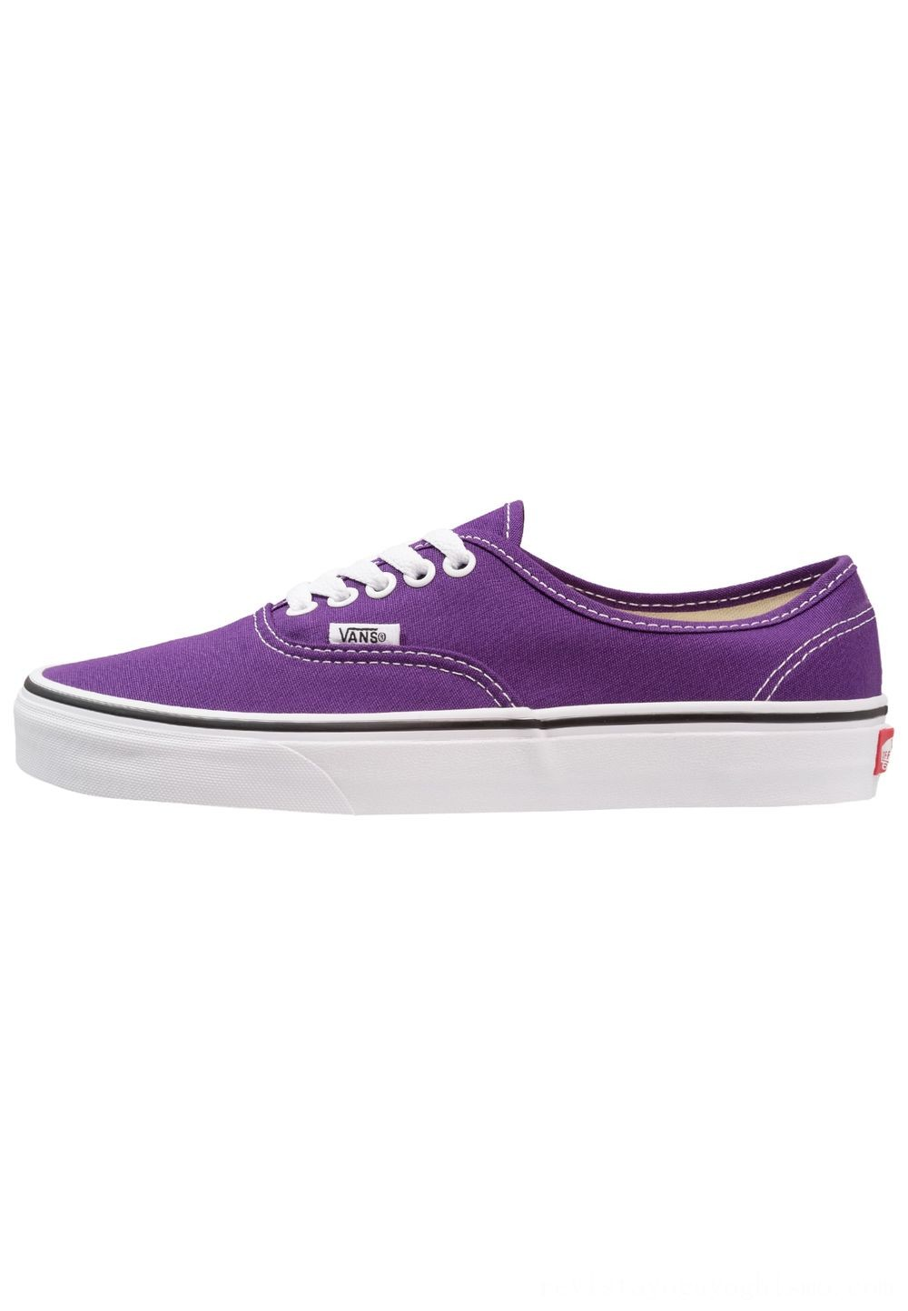 Vans Authentic  - Zapatillas petunia/true white